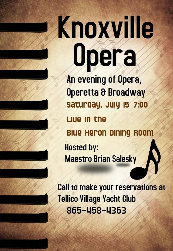 Opera July 15 2017