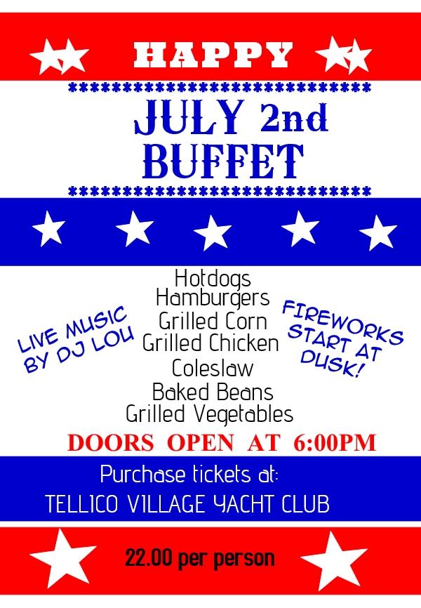 july 2  july 4 celebration 2017