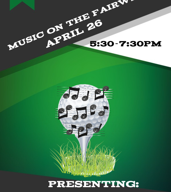April Music on the Fairway
