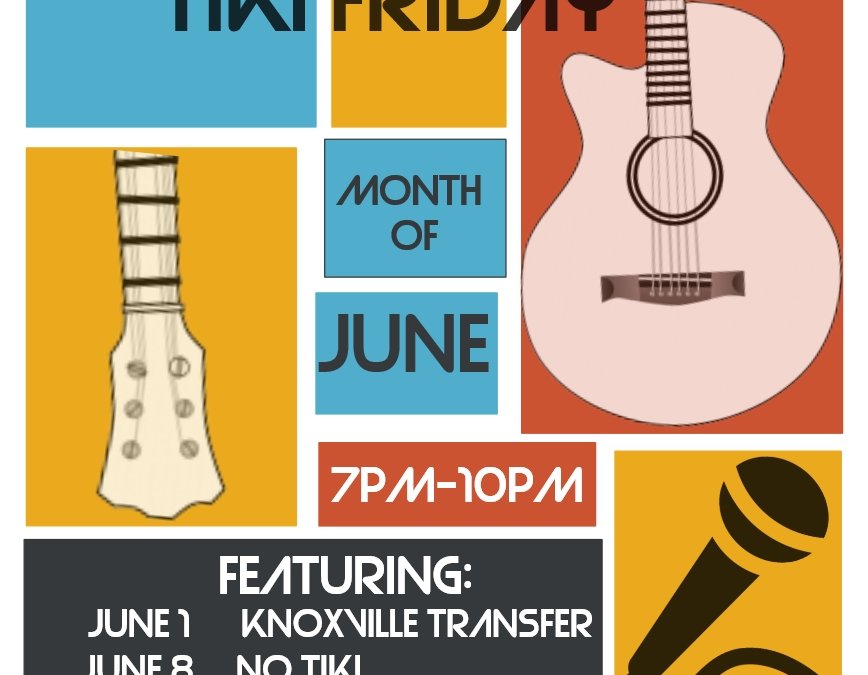 June Tiki Friday