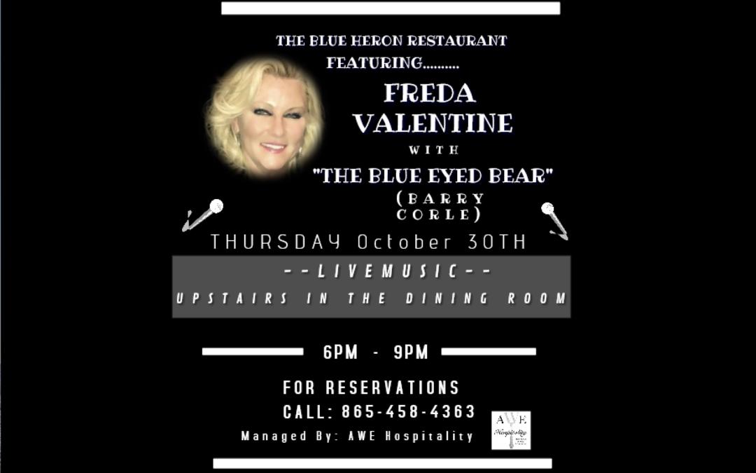 Freda Valentine October 30th